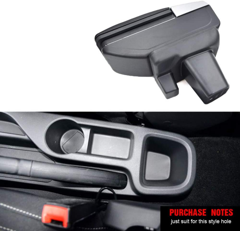 Fit for MG3 2010-2018 LILIGUAN Armrest box Central Storage Box modification accessories