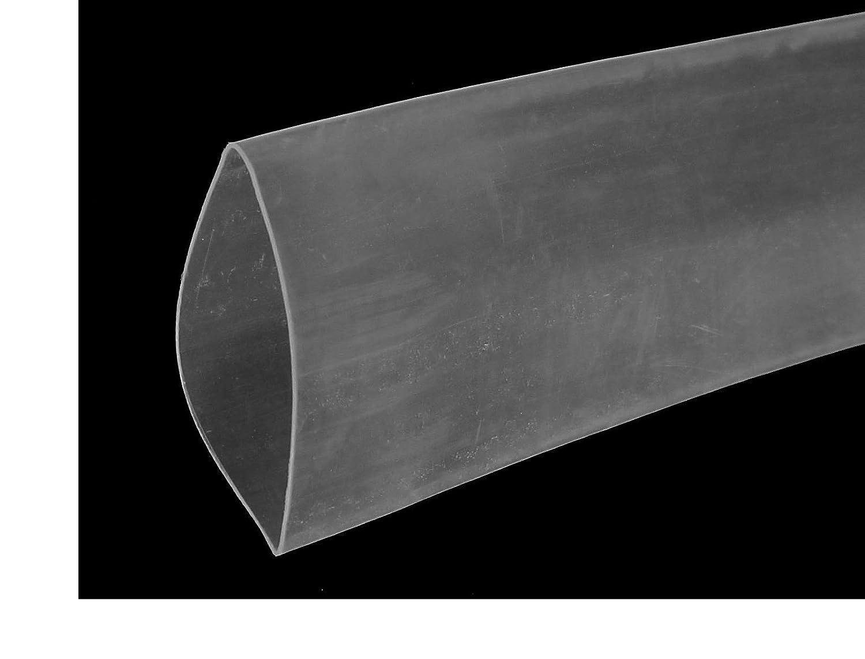 Aexit 2pcs 2m longueur 20mm diam/ètre gaine thermor/étractable de tube de gaine thermor/étractable fil denveloppe