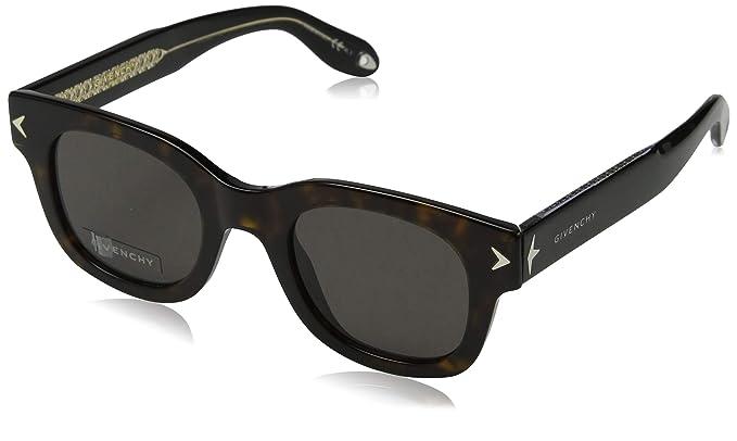 Givenchy GV 7037/S NR 9WZ Gafas de Sol, Negro (Havana Black ...