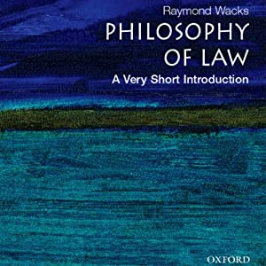 Philosophy of Law Audiobook