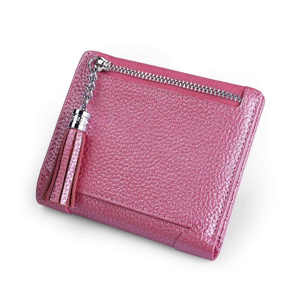 Girls Purse Women's Wallet Women's Short Leather Wallet MultiFunction PU Purse