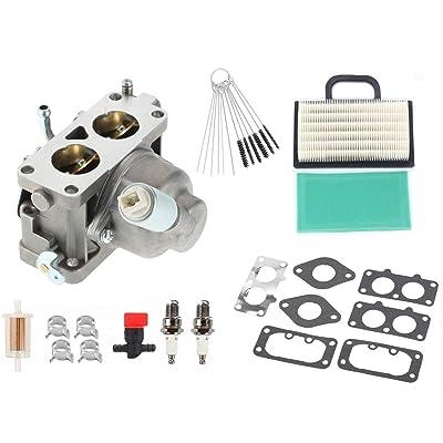 MDAIRC Carburetor Fits Briggs and Stratton 791230 699709 699804 20hp 21hp 23hp 24hp 25hp Intek V-Twin: Garden & Outdoor