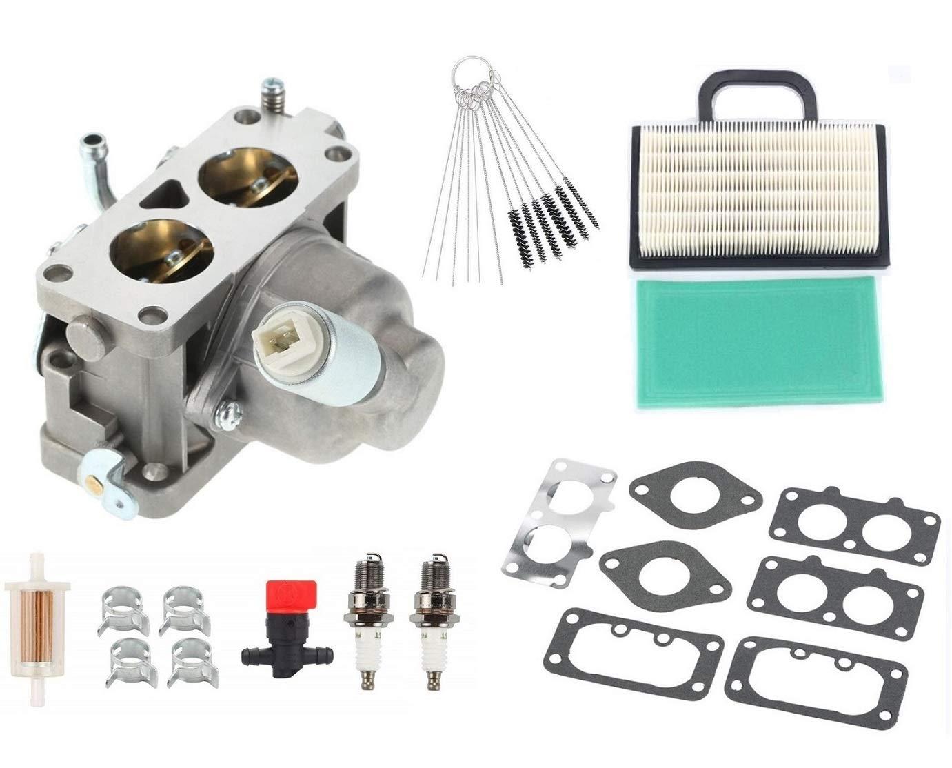 mdairc Carburetor Fits Briggs and Stratton 791230 699709 699804 20hp 21hp 23hp 24hp 25hp Intek V-Twin