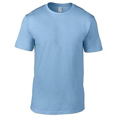 Anvil Herren Modern T-Shirt Gr. S/ 86 cm- 91 cm,