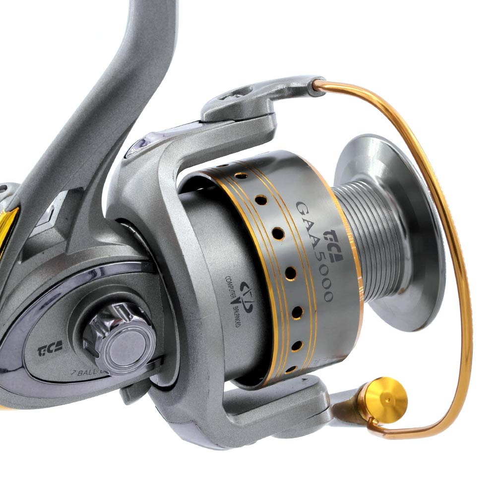 TICA GAA Series Spinning Reel