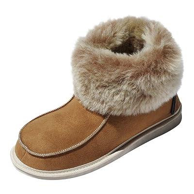 Hollert Sheepskin Slippers Zugspitze Shoe Ladies Men's Shoes | Shoes
