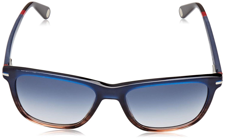 Carolina Herrera SHE658550M61 Gafas de Sol, Azul, 55 para ...