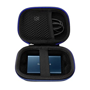 para Samsung T3/T5 Disco SSD portatíl (USB 3.1, 3.0 y 2.0 ...