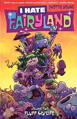 Image result for i hate fairyland volume 2