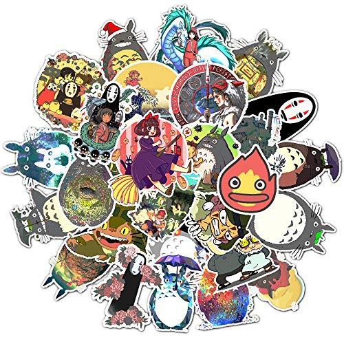 Stickers Miyazaki Waterproof Skateboard Graffiti product image