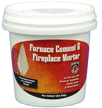 f3c6e5698 Amazon.com: MEECO'S RED DEVIL 1352 Furnace Cement and Fireplace ...