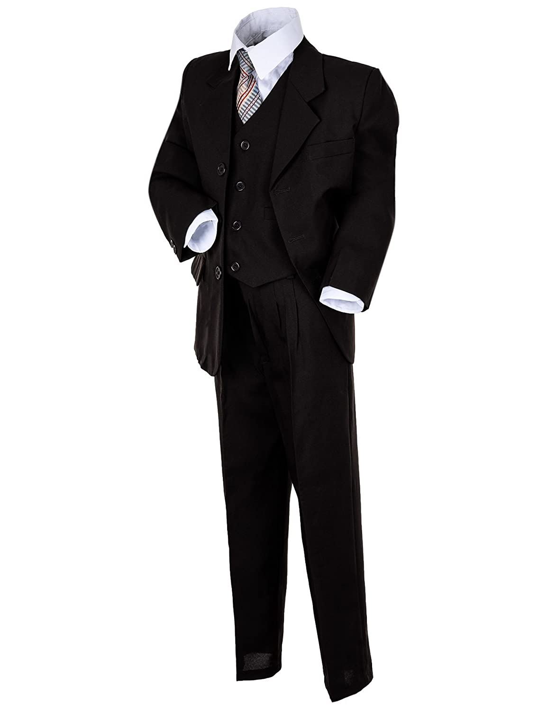 freshdress24 Boys Suit