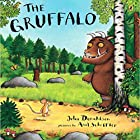 The Gruffalo Audiobook by Julia Donaldson Narrated by Hal Hollings