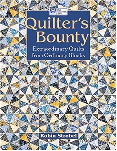 Book Quilter's Bounty: Extraordinary Quilts From Ordinary Blocks