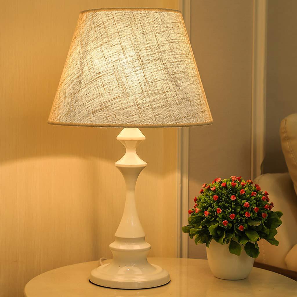 Wohnzimmer-Tischlampe Wohnzimmer-Tischlampe Wohnzimmer-Tischlampe Nachttischlampe Schlafzimmer Nachttischlampe weiß Tischlampe B07K5BHW1B | Erschwinglich  efdb86
