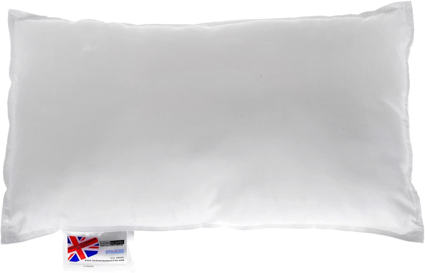 """26/"""" x 26/"""" Soft Micro fibre Cushion Pad Inner Scatter Filler Hand Made in the UK"""