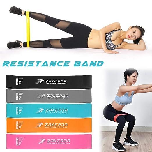 HDBJ Tratamiento Yoga Pilates Ejercicio Loop Resistencia ...