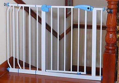 Puerta de seguridad para niños Barrera de la escalera para bebés Cerca de la cocina Barandas