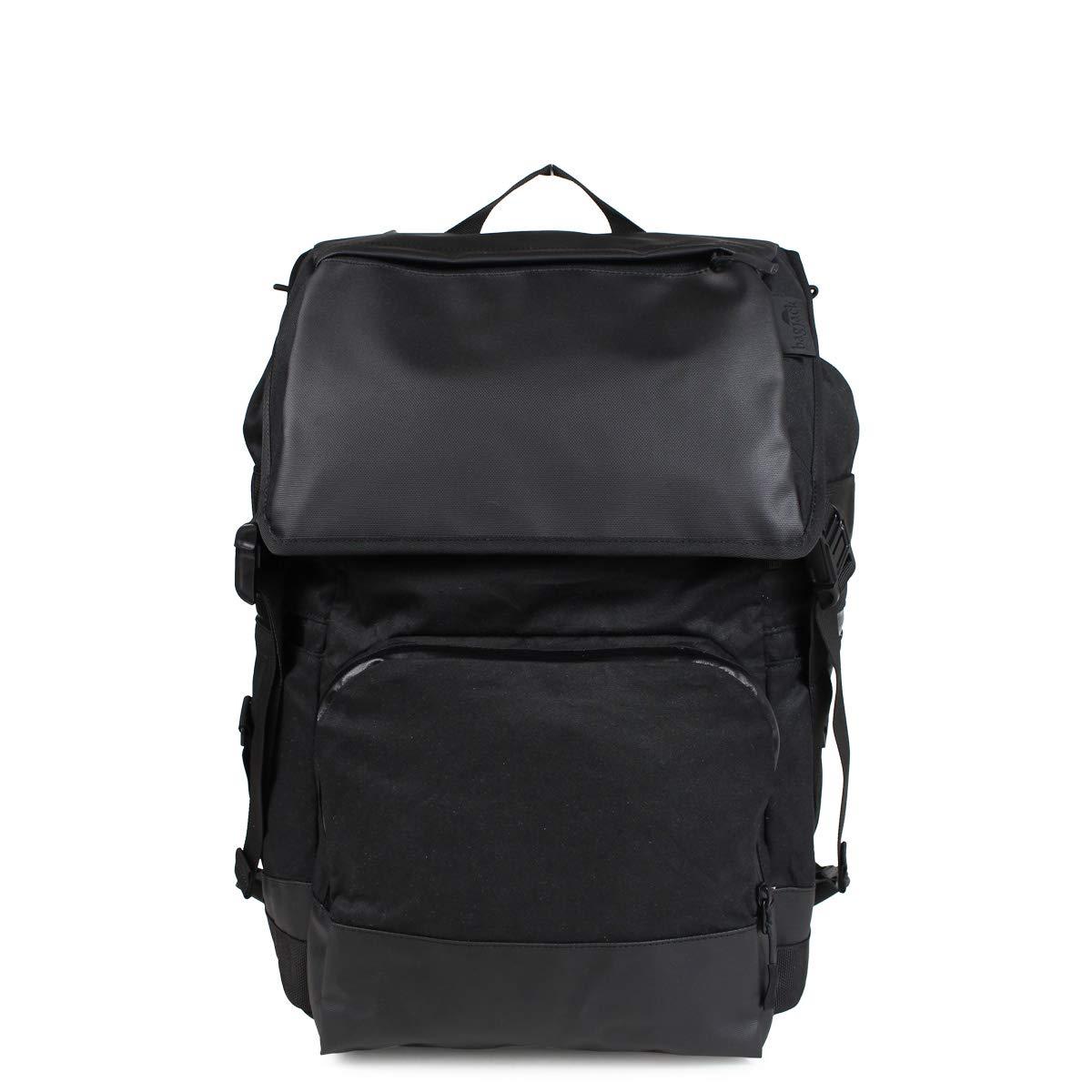 バッグジャック NEXT LEVEL NATURE TEC RUCKSACK リュック バックパック ユニセックス (並行輸入品) [並行輸入品]  ブラック B07PM2N9GN