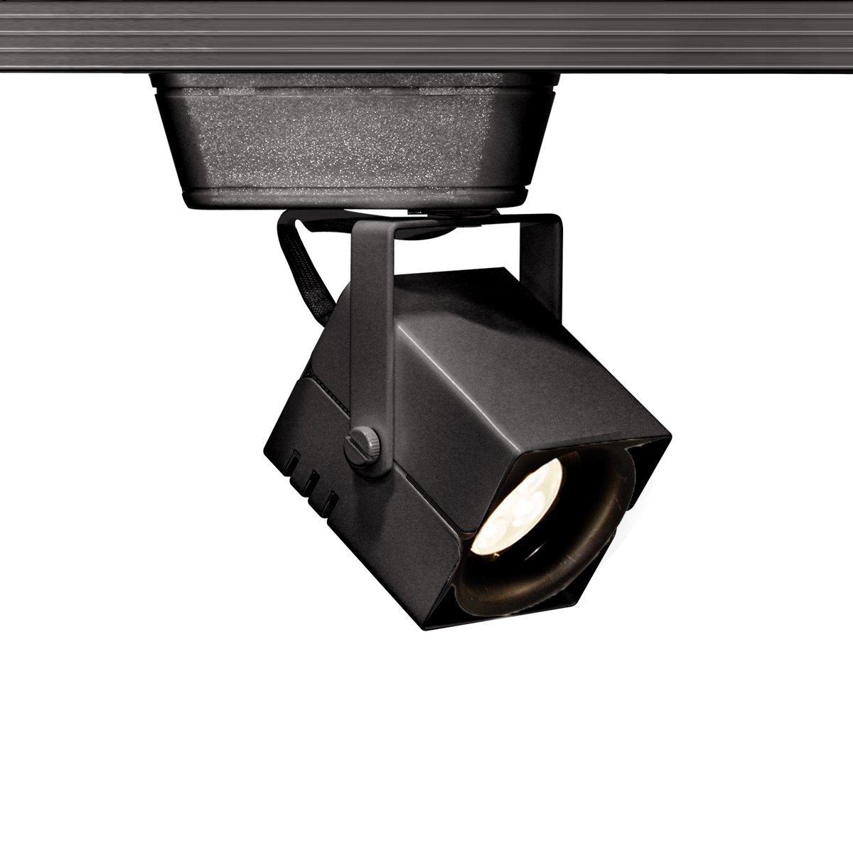 WAC Lighting LHT-801LED-BK Low Voltage - 120V Track Luminaire - L Track