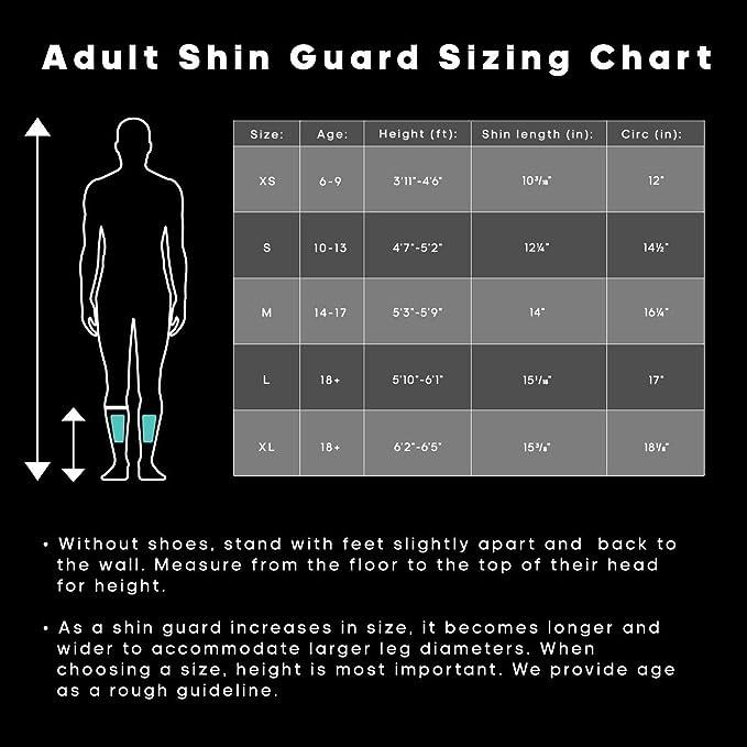 0de09da46ca7 Amazon.com   adidas Performance Ghost Reflex Shin Guards   Sports   Outdoors