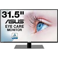 ASUS VA32AQ Led-Lit Eye Care Monitor, 80.09 cm