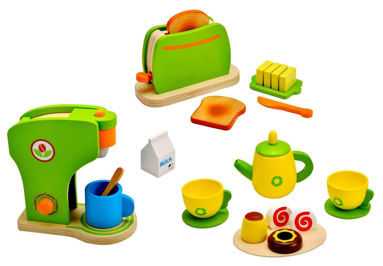 Idena kleine Küchenmeister Frühstücks Set