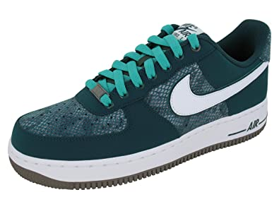 4bdb37ded8b41a NIKE Air Force 1 Year of the Snake Dark Atomic Teal Trainers (488298 306)
