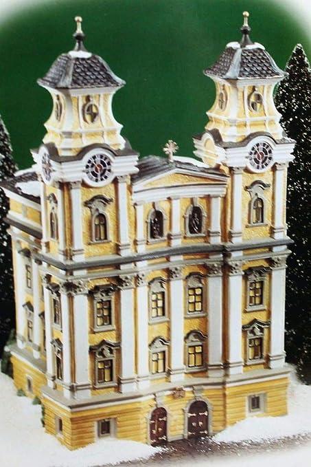 Amazon com: dept 56 the sound of music wedding church alpine