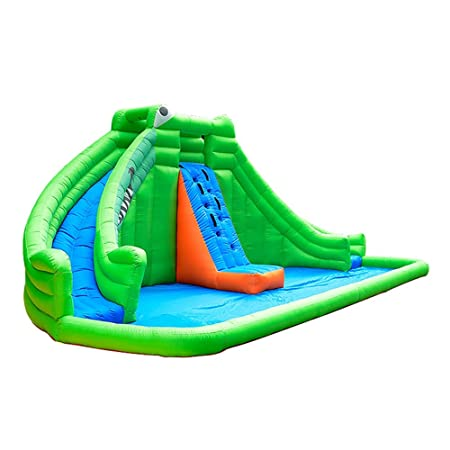 YAzNdom Castillo Inflable Inflable Castillo Inflable Castillo Cama ...