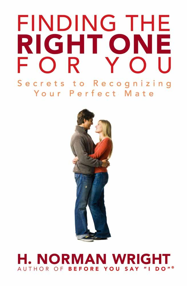 Download Finding the Right One for You: Secrets to Recognizing Your Perfect Mate pdf epub
