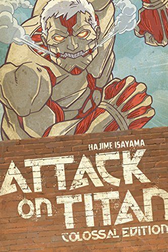 Attack on Titan: Colossal Edition 3 ()