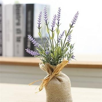 Schön Kati Way Kühlschrank Magnet, Simuliert Blume Leinen Bonsai Pflanze  Kühlschrank Magnet Magnetisch Topfpflanzen Home
