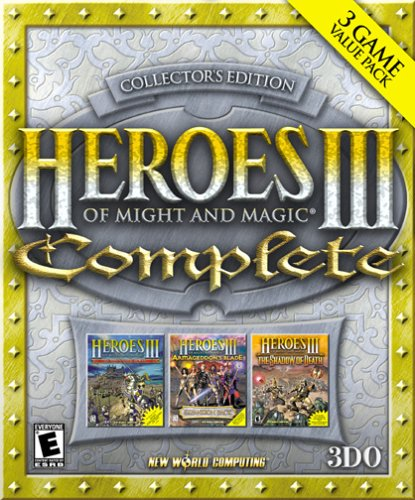 Heroes of Might & Magic 3 Complete - PC (Heroes Of Might And Magic 3 Complete)