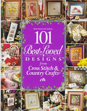 101 Best-Loved Designs from Cross Stitch & Country Crafts]()