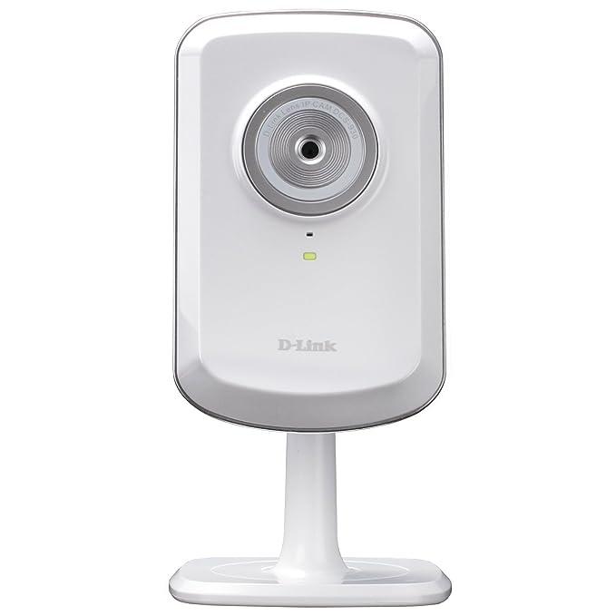 D-Link DCS-930L/E - Cámara de vigilancia (micrófono, WiFi, accesible desde iOS y Android), blanco: Amazon.es: Electrónica