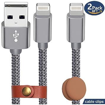 Cable USB tipo C, cargador USB C a USB A (2 unidades, 2 ...