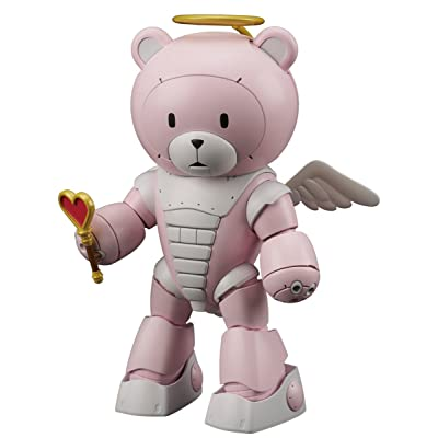 "Bandai Hobby HGBF Beargguy P (Pretty) ""Gundam Build Fighters Try"" Building Kit (1/144 Scale): Toys & Games"