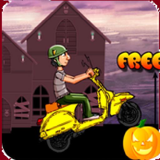 dr bean Halloween Bike Ride -
