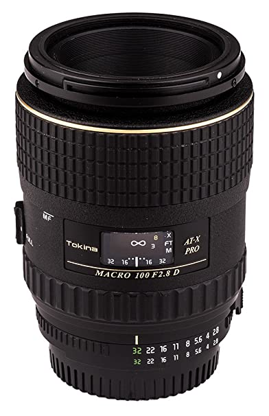 Review Tokina ATXAFM100PRON 100mm f/2.8