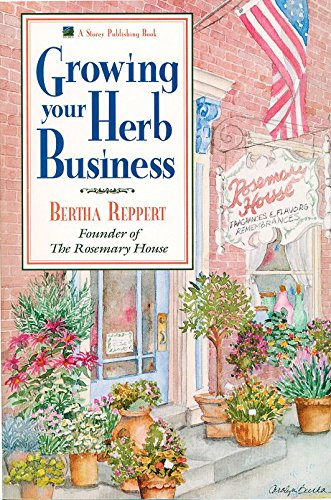 Growing Your Herb Business