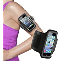 "ElectroBee Neoprene Armband for 5.7"" Devices (Black)"