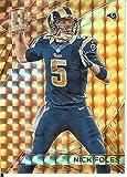 Football NFL 2015 Spectra Neon Orange #87 Nick Foles 2/3 Rams