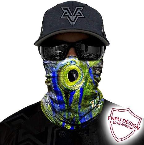 Sciarpa Magic Bandana da Pesca Multifunzionale con Resistenza ai Raggi UV per Magic Headwear