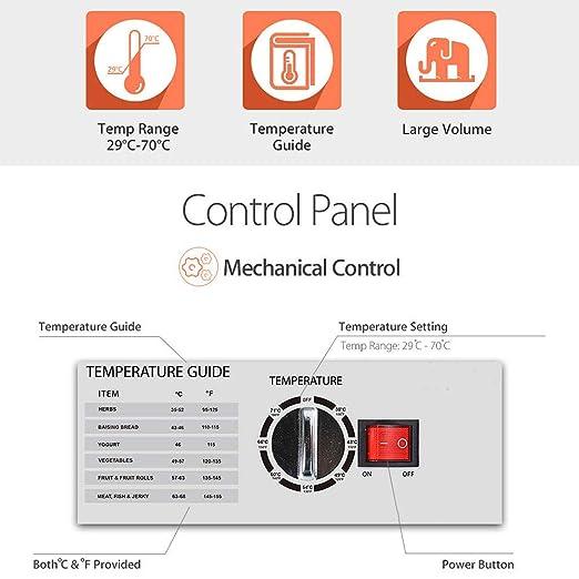 Simple-Dryer Carne Secador 10º Piso Regulable Control De ...