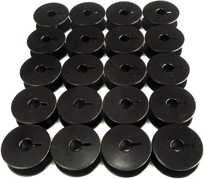 20 bobinas de acero para máquinas de coser Adler 167 267#167-180 (167180/167-00-180-0