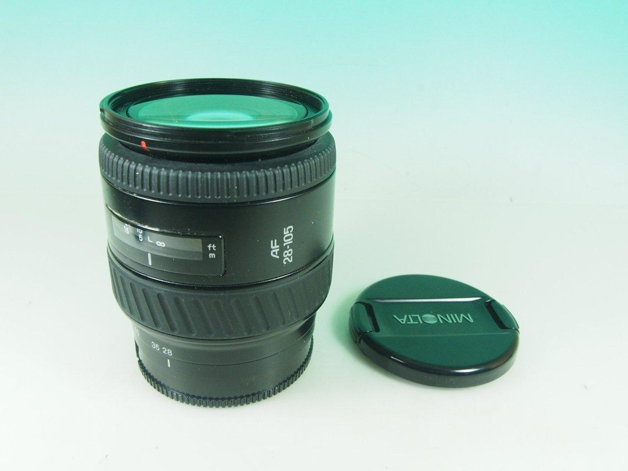 【正規取扱店】 Minolta AF レンズ レンズ 28-105mm F3.5-4.5 New Minolta AF B00CSLJQ9K, VIVACIA:a32b0404 --- arianechie.dominiotemporario.com