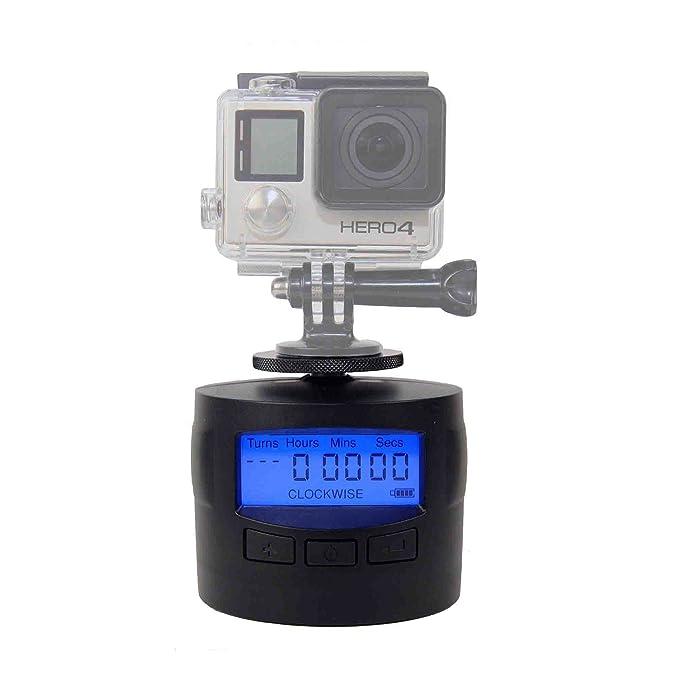 13 opinioni per Sostegno per camera TurnsPro® Time Lapse – Dispositivo per Panoramica a 360 °