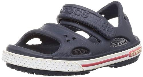 crocs Baby-Boy's Crocband Ii Sandal Ps