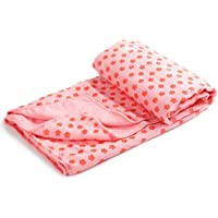 Yoga Mat Towel by HyperFitter-Non Slip Sweat Absorbent Super Soft and Quick Dry,Suitable for Traveling and Carrying